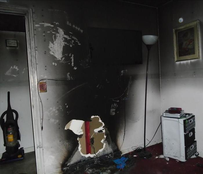 Fire Damage Specialists in Temple, TX Before