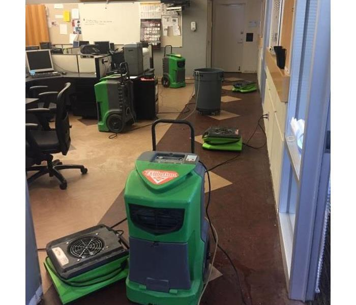 Commercial Water Damage in Marlin, TX