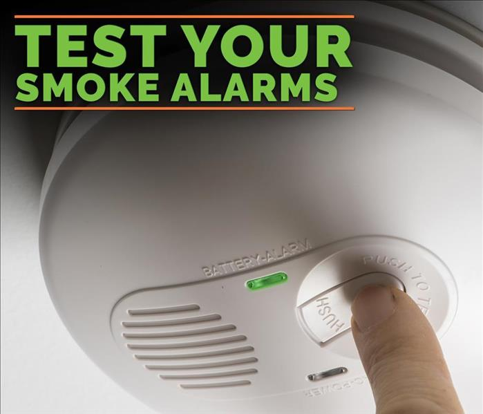 Fire Damage How To Maintain Your Smoke Detectors