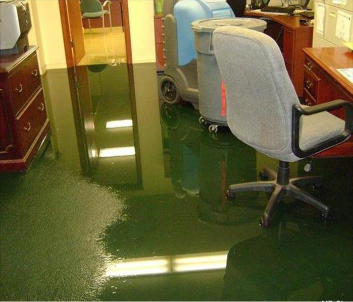 Commercial Restoring Your Temple - Belton Commercial Property After A Water Damage Event